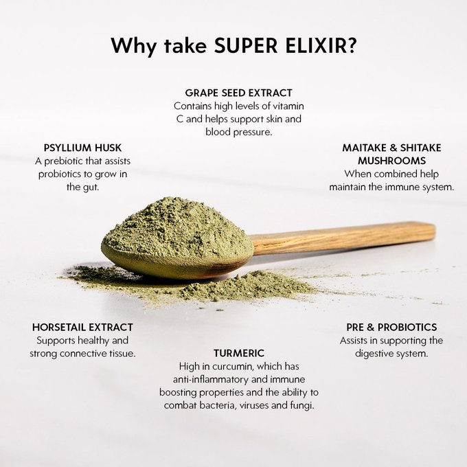 Why The Super Elixir Boosts Immunity