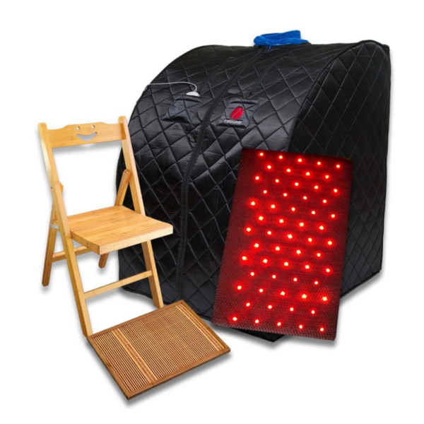 Portable InfraRed Sauna Thera360 PLUS from Therasage